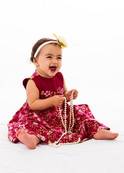 Maria Luiza - 1 aninho