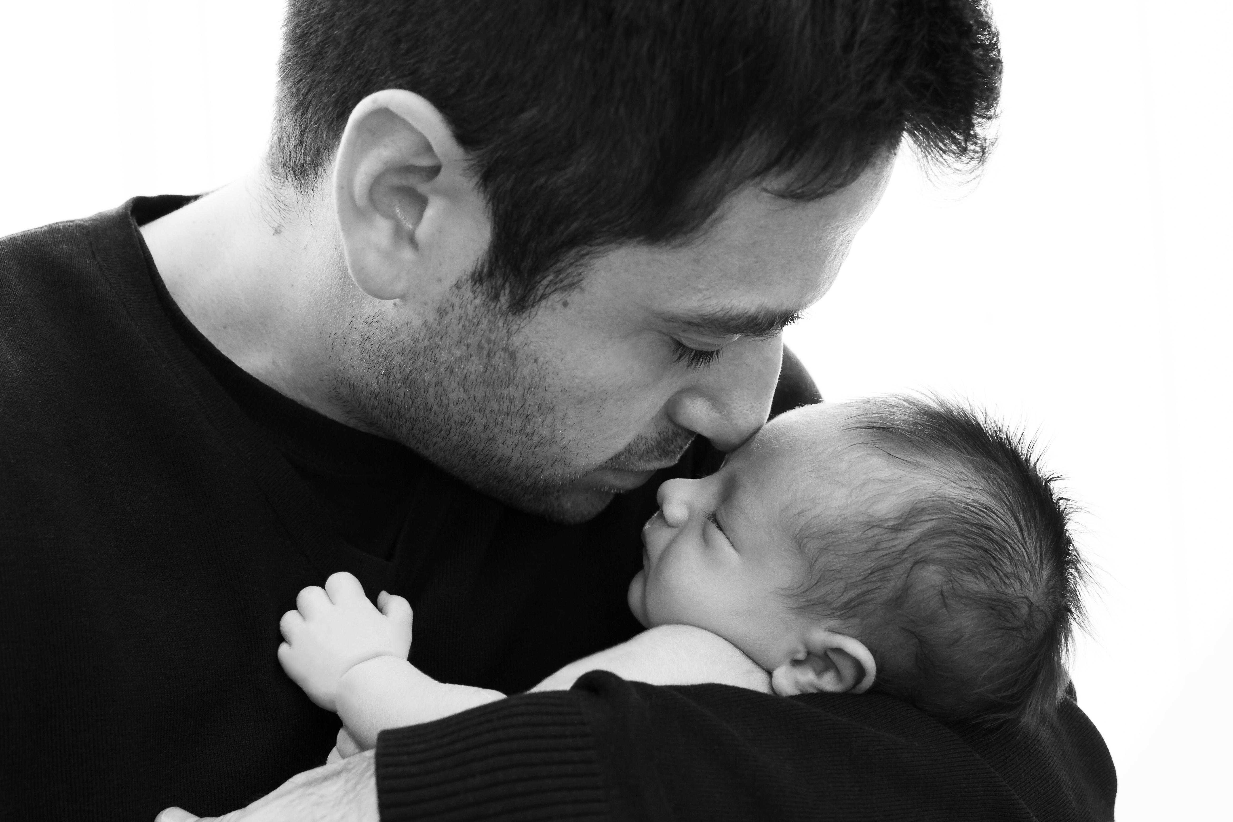 Papai e Bebê