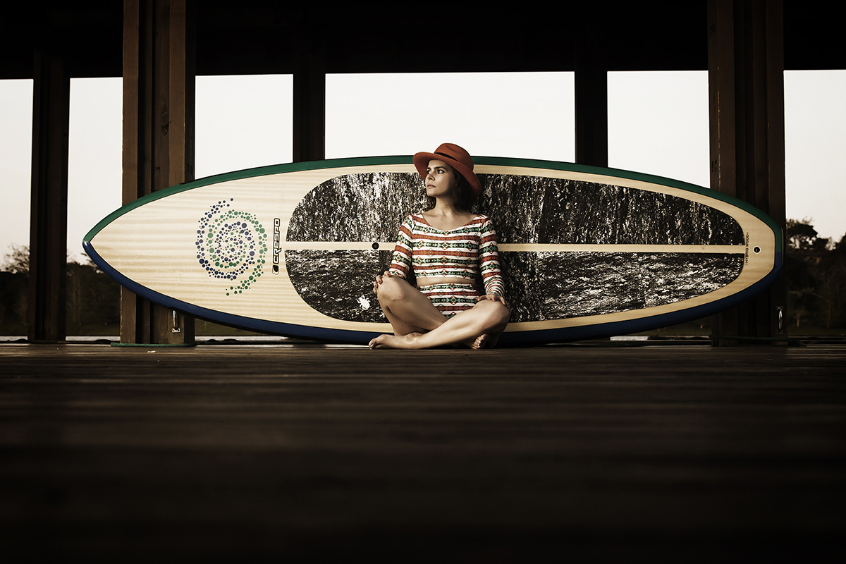 Ensaio Stand Up Paddle