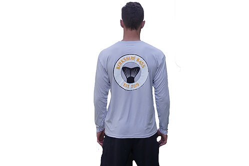 Bass Tail Performance Long Sleeve