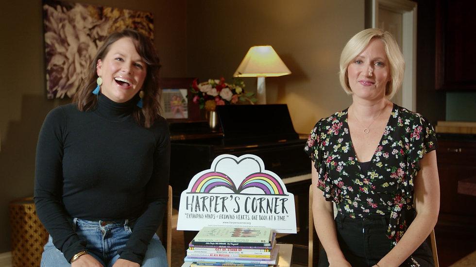 Harper's Corner - Justice SHEROES