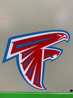 Falcon Sticker