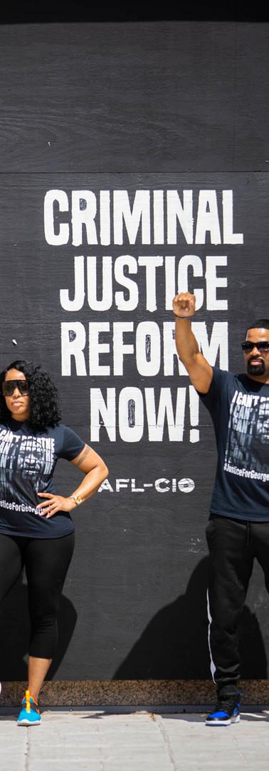 Criminal Justice Reform Now