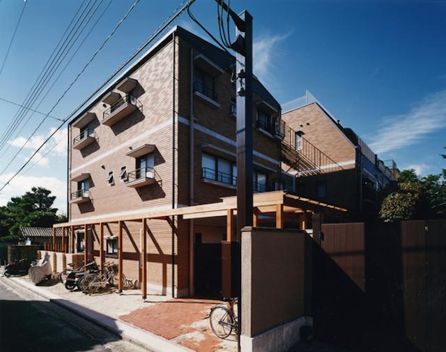 栗の木コーポ-外観-thumb-580xauto-217
