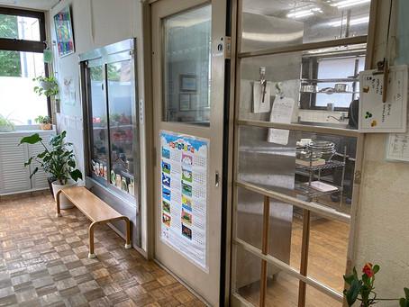青い空保育園 厨房改装工事