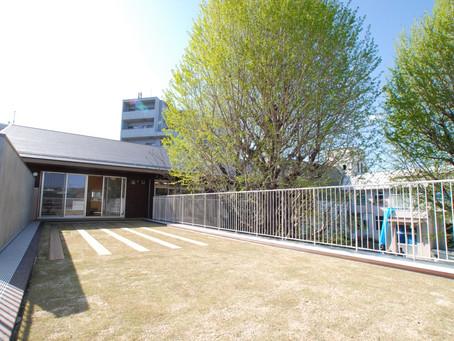 復活幼稚園竣工しました