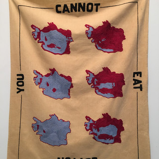 You Cannot Eat Cotton 2015