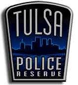Tulsa Police Reserve Patch