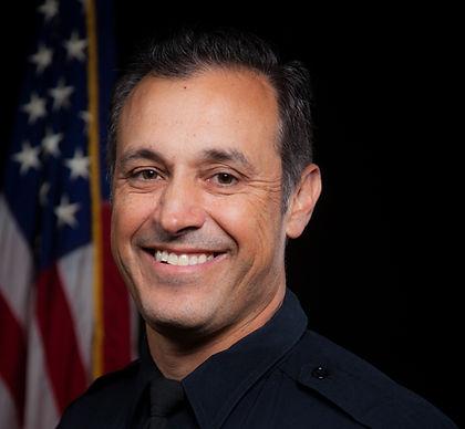 Tulsa Police Recruiter Officer Jesse Guardiola