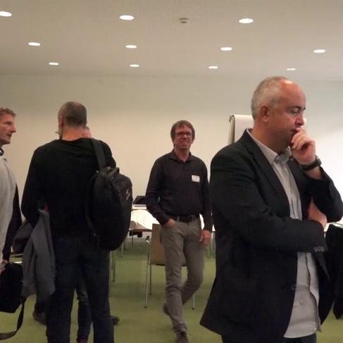 4th CESBA Sprint Workshop, Bezau/AT, Sept. 2017
