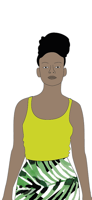 Black woman image Birth_&_Wellbeing_whit