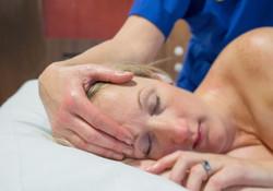 massage hold