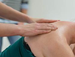 Massage for labour 5 palms