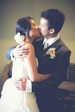 The (Long awaited) First Kiss