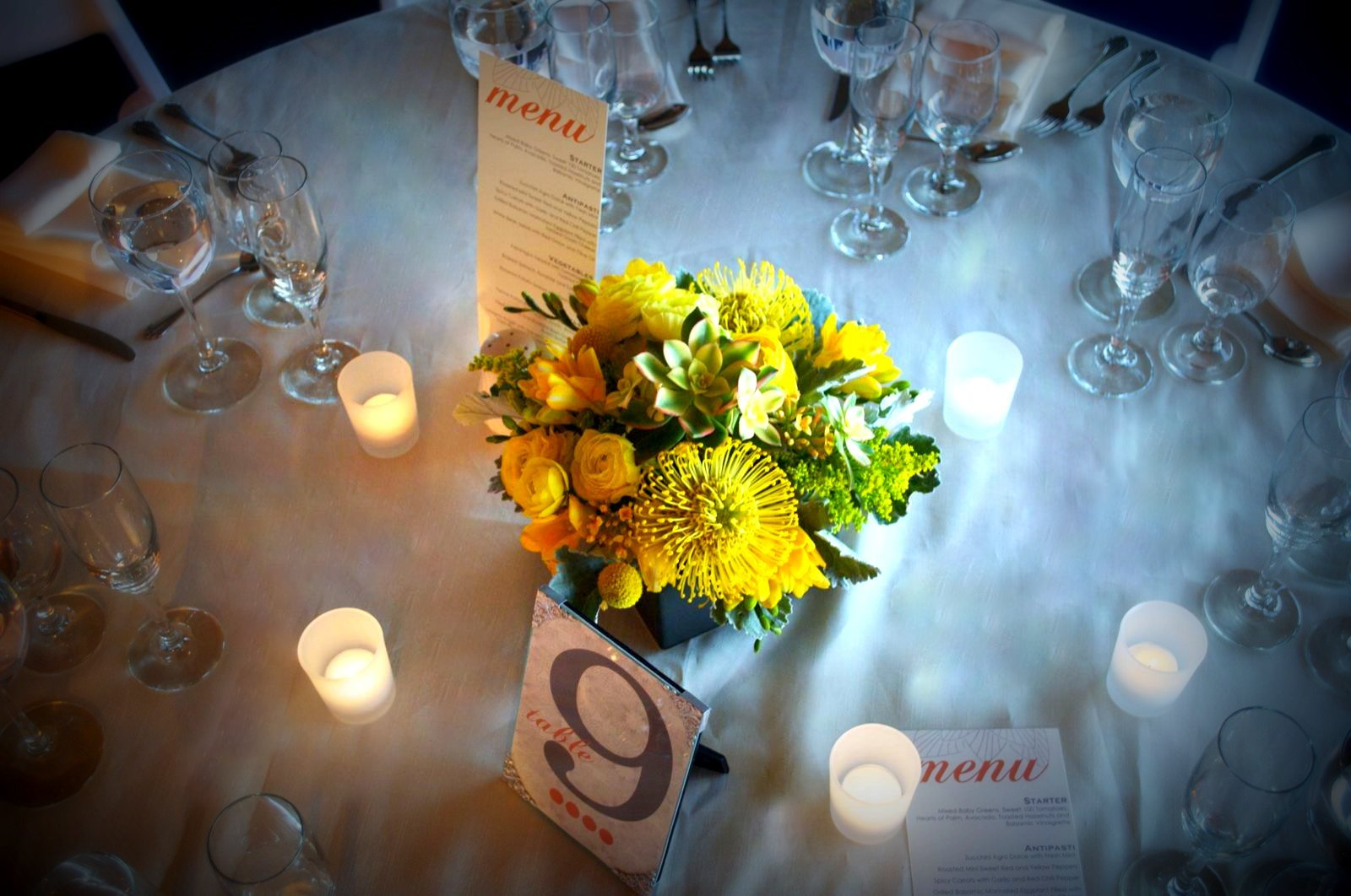 FLorals by Soiree to Remember.