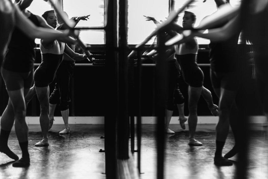 Tues 10:30 Ballet Break Down