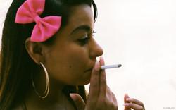 Cigarette & Bow