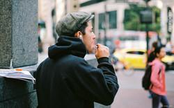 Cigarette & View