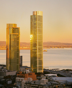 Gold Towers
