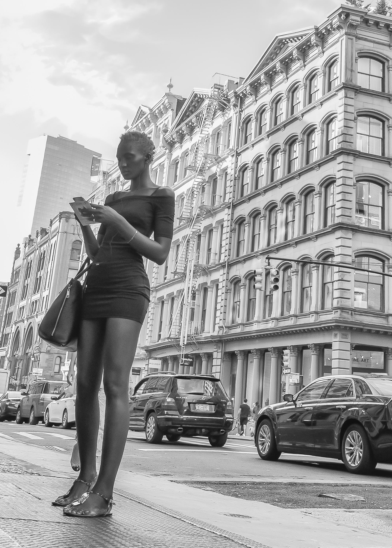 NYC Woman
