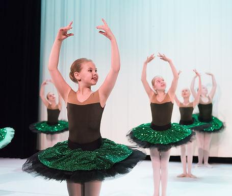 Baletin tekniikka n. 10-13 -v