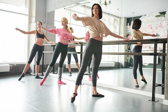 Aikuisten baletin alkeet, UUSI