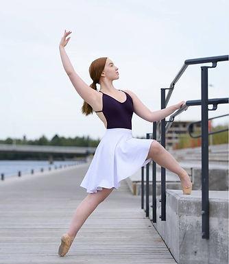 Baletin aamutunti, UUSI