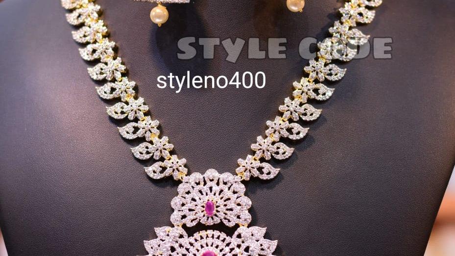 GJ polish necklace set