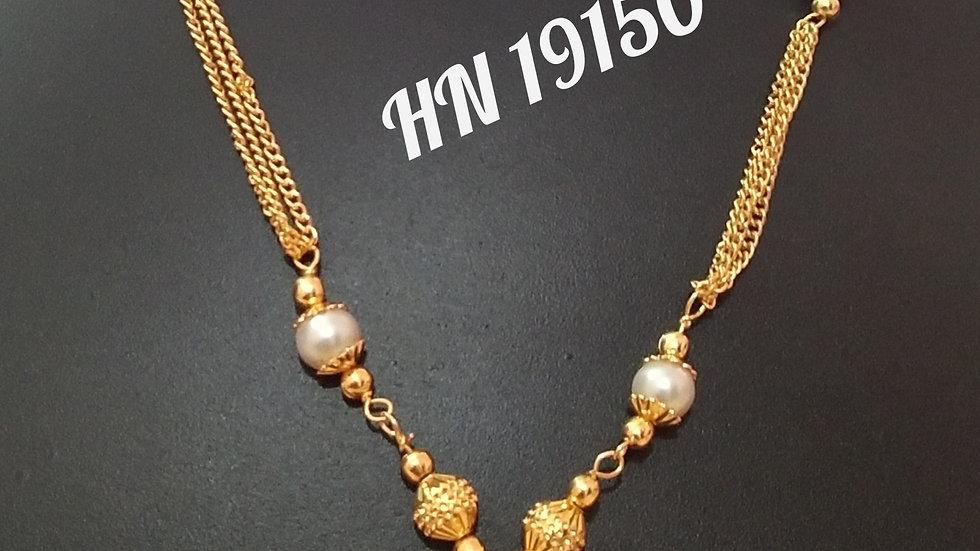"Beautiful 18"" party wear chain"