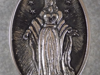 Custom Miraculous Medal Center