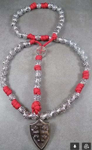 Custom 6 Decade Jerusalem Rosary for Tina Flores