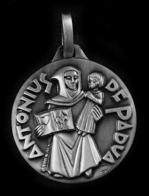"""St. Anthony Medal 1 1/4"""" - 32mm"""