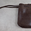 Thumbnail: Black Monk Rosary Pouch - Distressed Dark Leather
