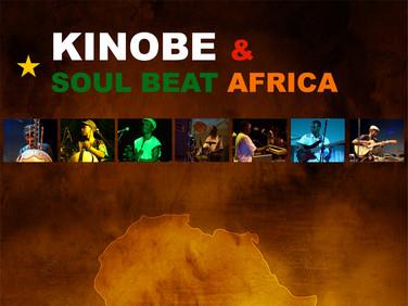 Kinobe & Soul Beat Africa