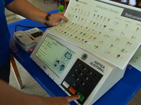 Dias de maldade (SQÑ): eleitores não podem ser presos a partir de hoje