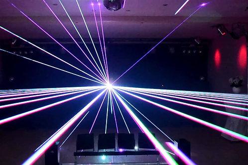 2w Festival Laser