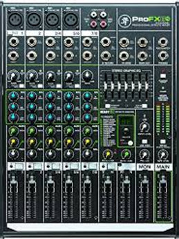 Mackie ProFx 12 Channel Mixer