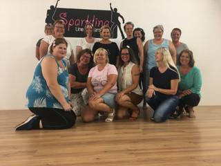 Sparkling Line Dancers - Beginner