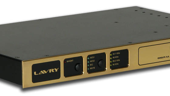 Stereophile: Lavry Engineering DA2002 D/A processor