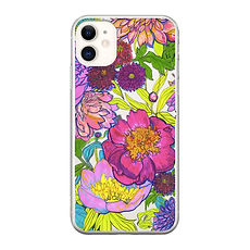 Marcella Wylie Peony Pattern Phone Case