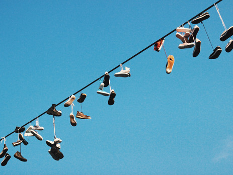 What your shoes are doing to the world