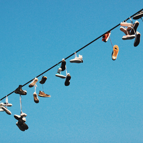 What your shoes are doing to the world.