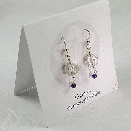 Semi-Precious Stone Earrings