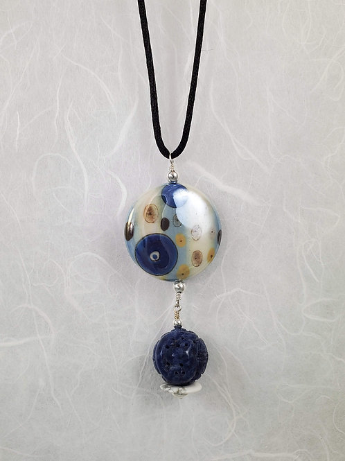 Mixed Stones Necklace