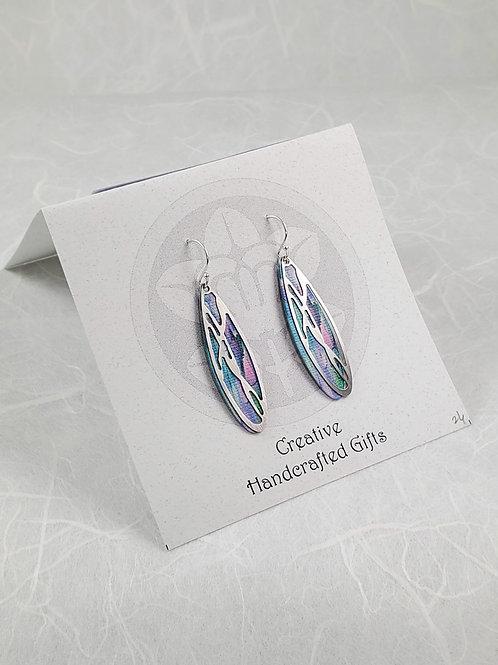 Giclee Print Earrings