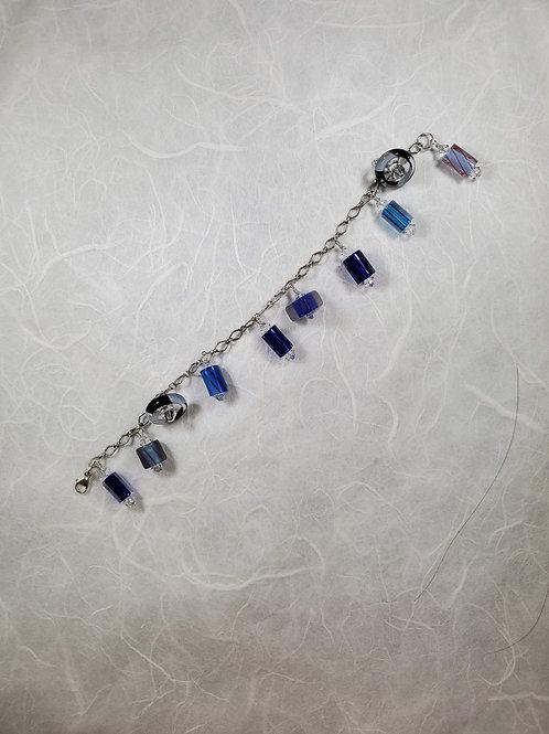 Blown Glass Bracelet