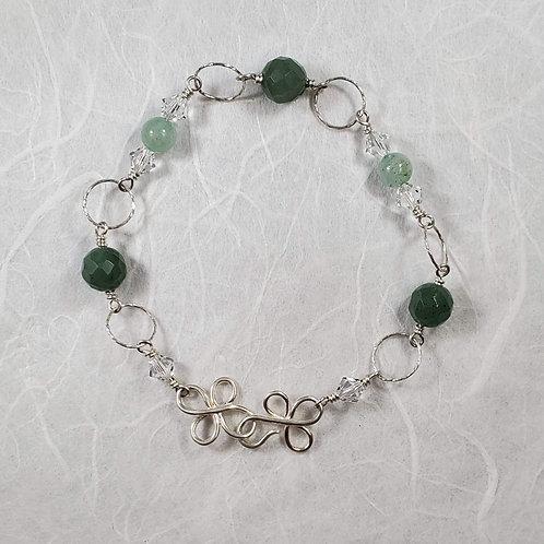 Mixed Stones Bracelet