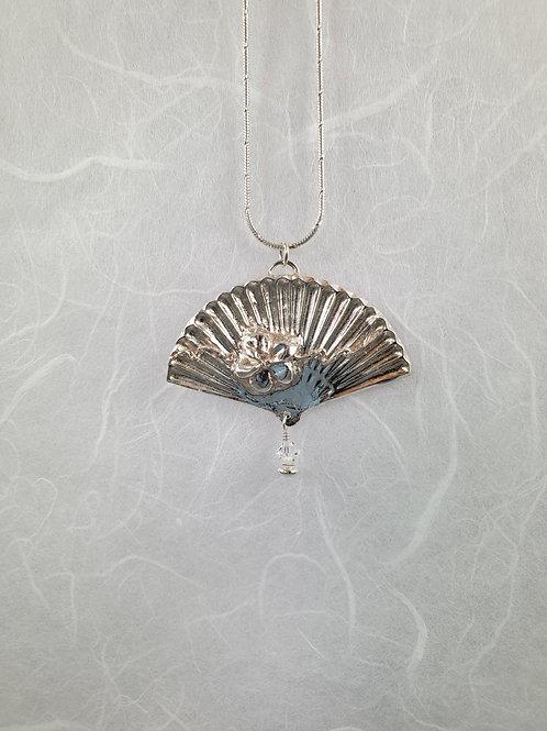 Large Fan Necklace