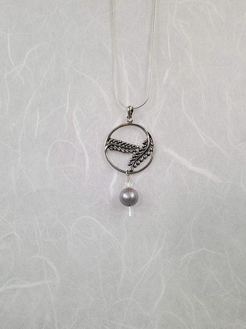 Wisteria Pendant Necklace