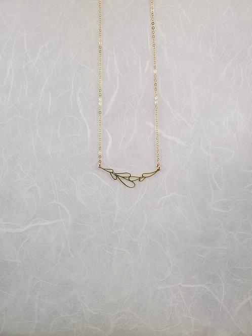 Cascading Drop Necklace